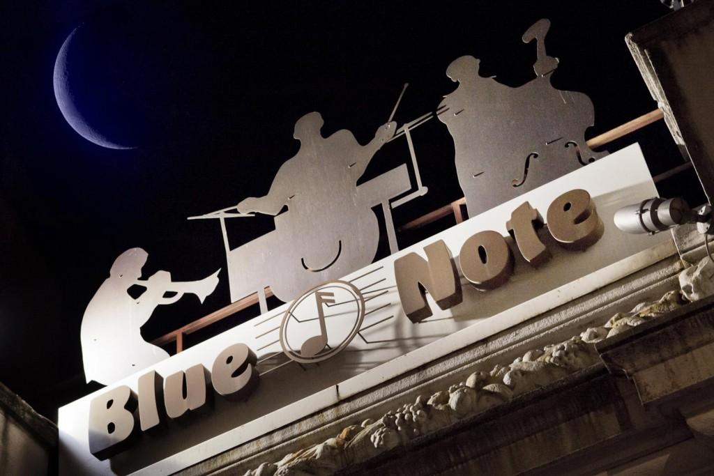 Bluenote Milano introduzione