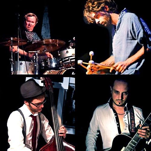 Gregolin, Boggio Ferraris, Manzi, Tagliavia in Django's Roots 06/04/2014 21.00