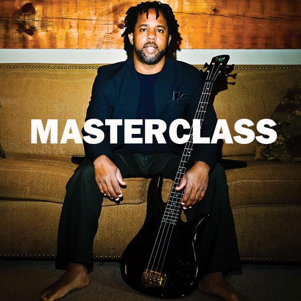 Masterclass con Victor Wooten 08/05/2014 17.00