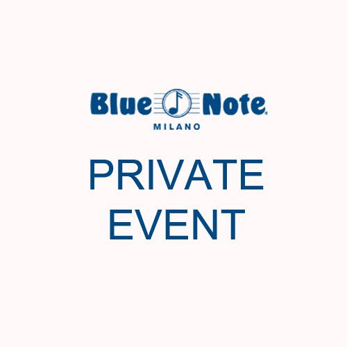 Private Event 05/02/2015 20.00