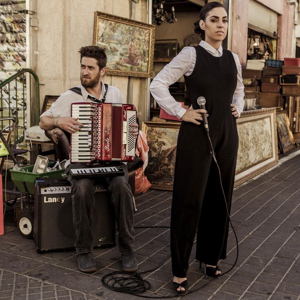 Irit Dekel & Eldad Zitrin Band 04/02/2015 21.00
