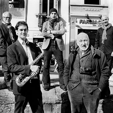 Tommaso Starace Quartet 17/02/2015 21.00