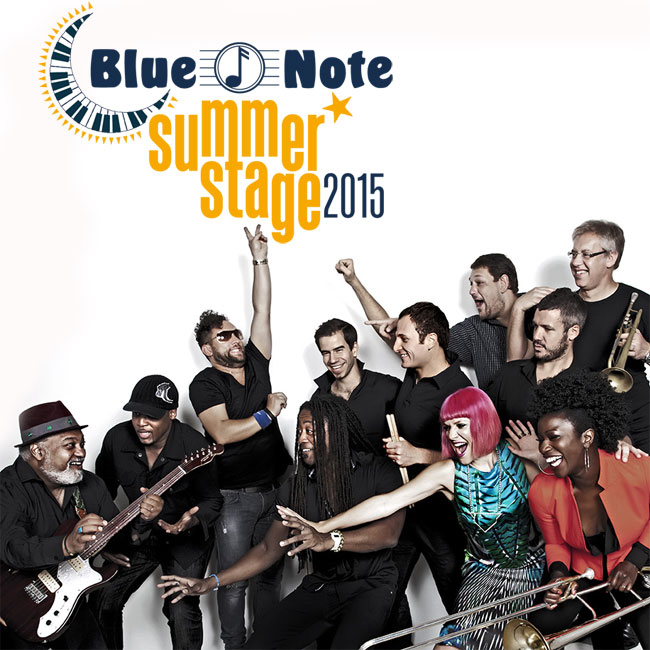 INCOGNITO – Blue Note Summer Stage 01/08/2015 21.30