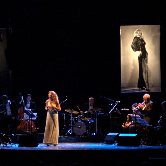 Marilyn in Jazz