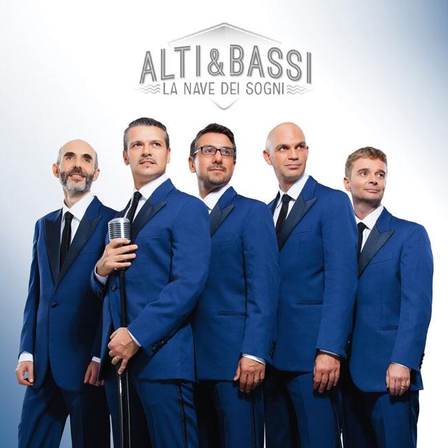 Concerto Alti e Bassi - 1 Febbraio 2018 - Milano