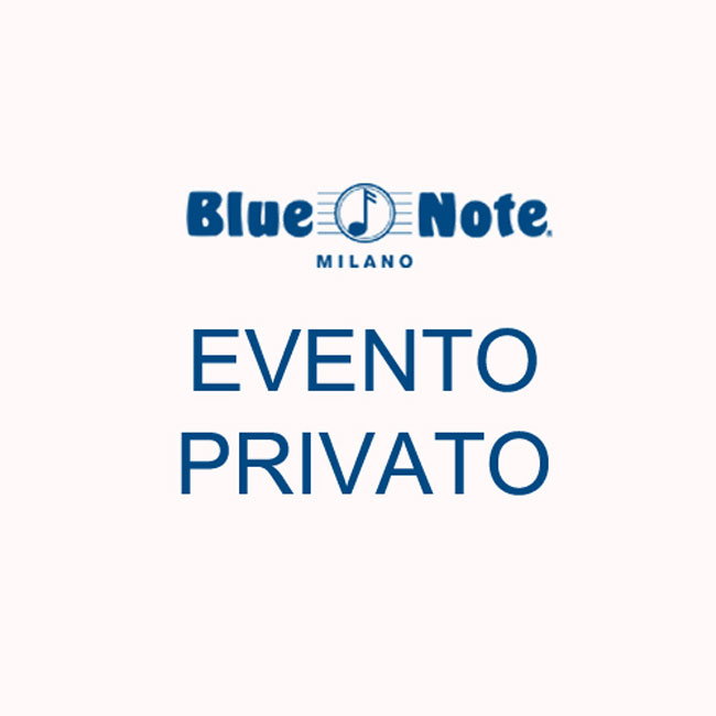 Evento Privato 29/10/2018 20.00