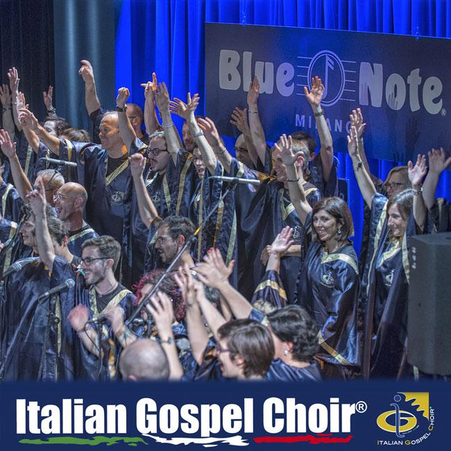 Italian Gospel Choir 06/12/2015 21.00
