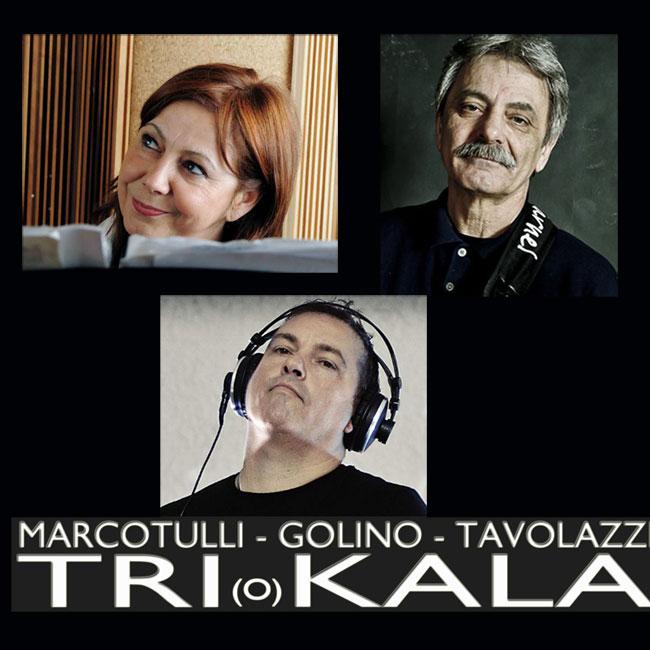Concerto Marcotulli, Tavolazzi, Golino - 16 Febbraio 2016 - Milano