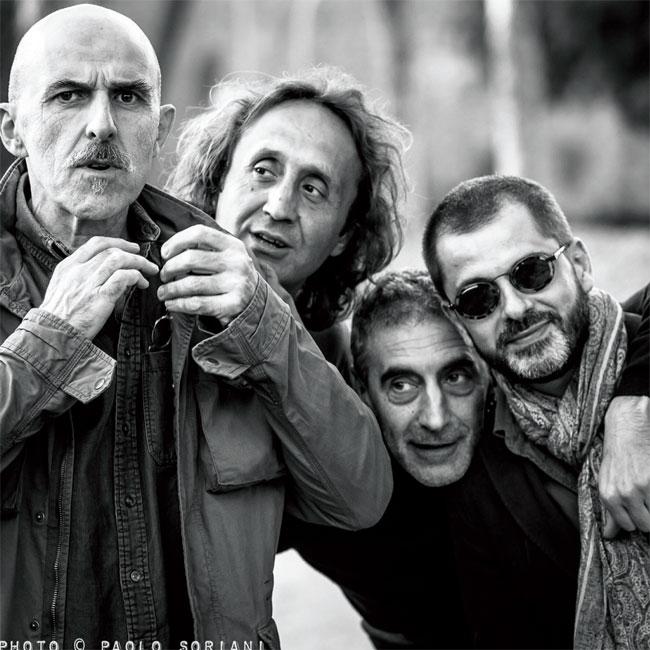 Cinema Italia – Giuliani, Biondini, Pietropaoli, Rabbia 25/01/2017 21.00