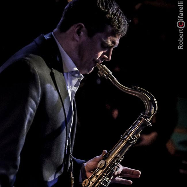Eric Alexander Quartet 19/02/2017 21.00