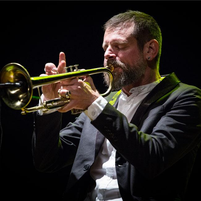 Fabrizio Bosso Quartet 12/04/2017 21.00
