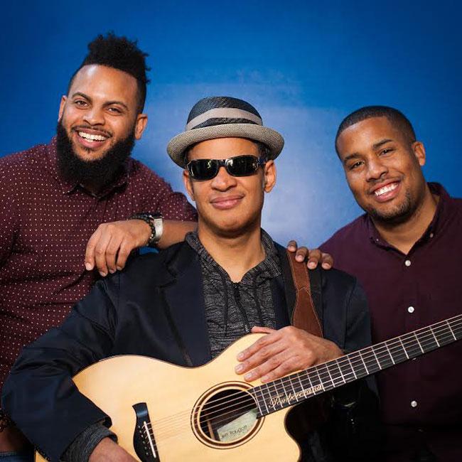 Raul Midón Trio 24/05/2017 21.00