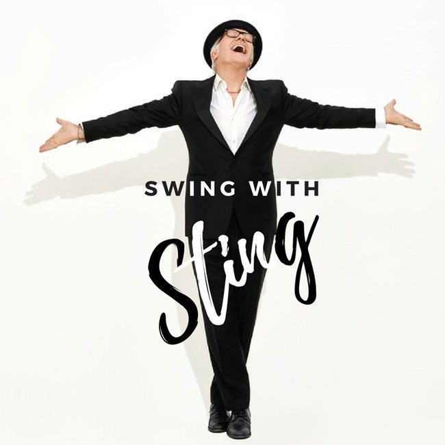 Nick The Nightfly Orchestra – Swing with Sting 29/09/2017 23.30