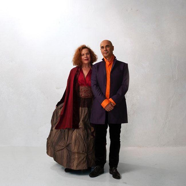 Sarah Jane Morris & Antonio Forcione 01/12/2017 23.30