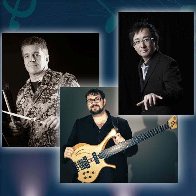 Haiku Trio feat. Kuriya, Battini de Barreiro, Malaman 10/01/2018 21.00