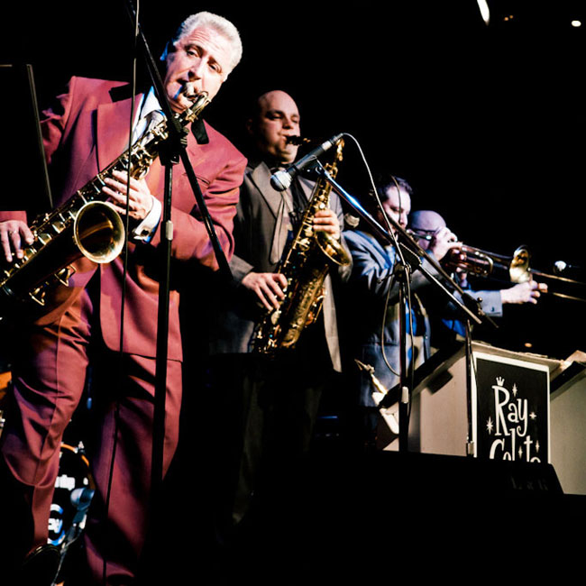 Ray Gelato & The Giants 16/02/2018 21.00