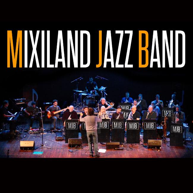 Mixiland Jazz Band 14/01/2018 23.00