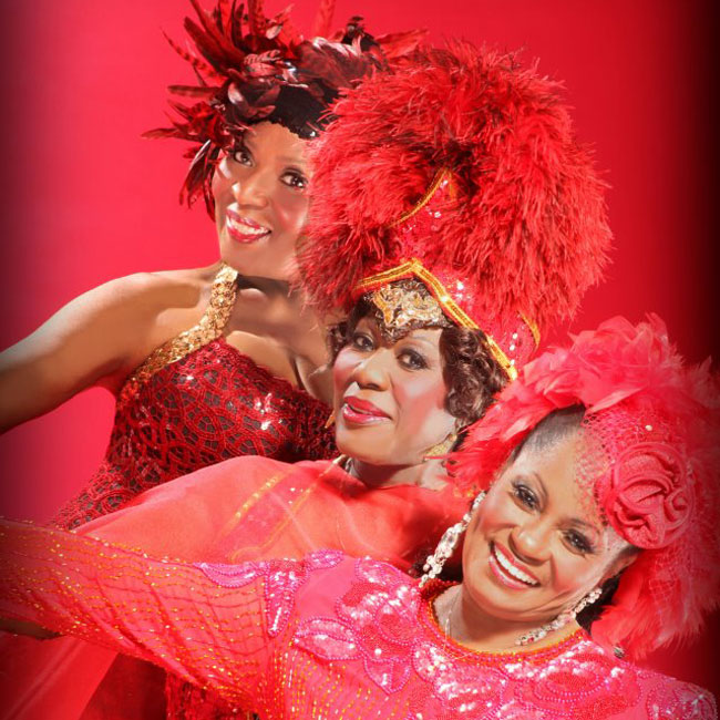 The Three Ladies of Blues 09/02/2018 21.00