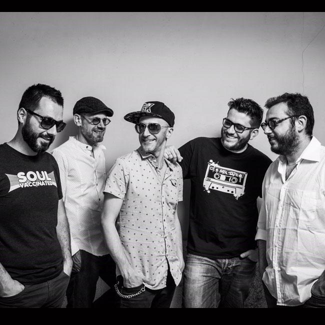 Blue Moka feat. Fabrizio Bosso 29/03/2018 21.00