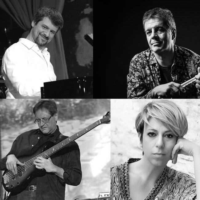 IGUAZU' Acoustic Trio & Paola Folli 11/04/2018 21.00