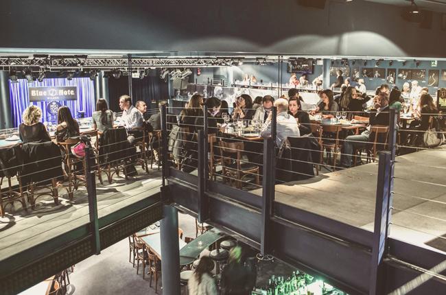 Location eventi aziendali a Milano: cambia musica, scegli il Blue Note!