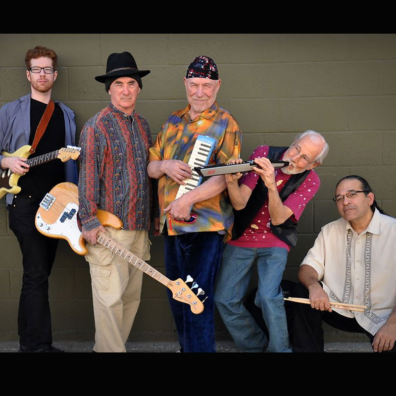 The Grandmothers of Invention play the music of Frank Zappa 01/05/2018 21.00