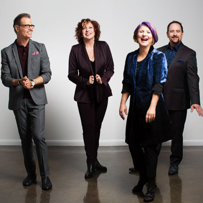 17 e 18 Gennaio 2020– The Manhattan Transfer