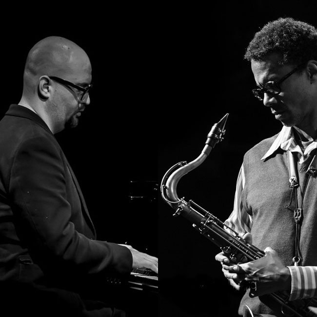 Mark Turner & Ethan Iverson Duo 25/10/2018 21.00