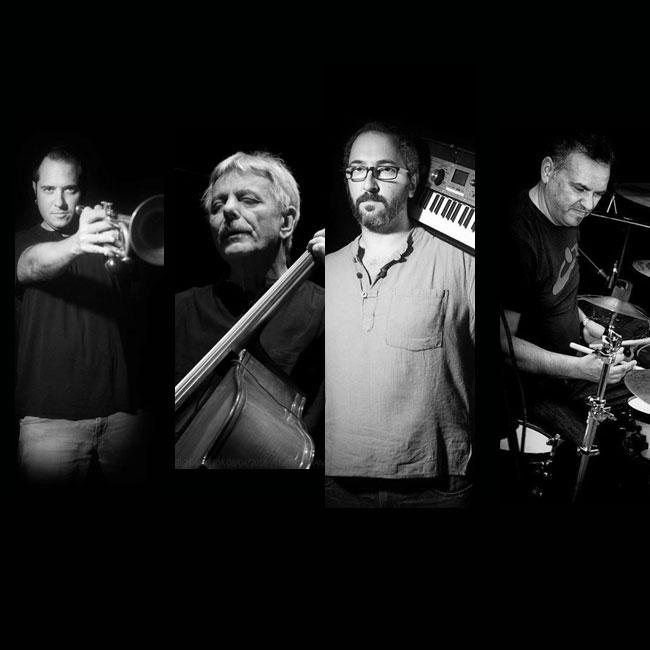Ragonese – Tavolazzi – Golino Quartet 11/10/2018 21.00