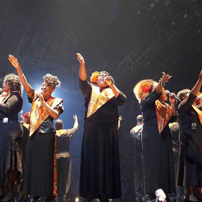 Angels in Harlem Gospel Choir 30/12/2018 21.00