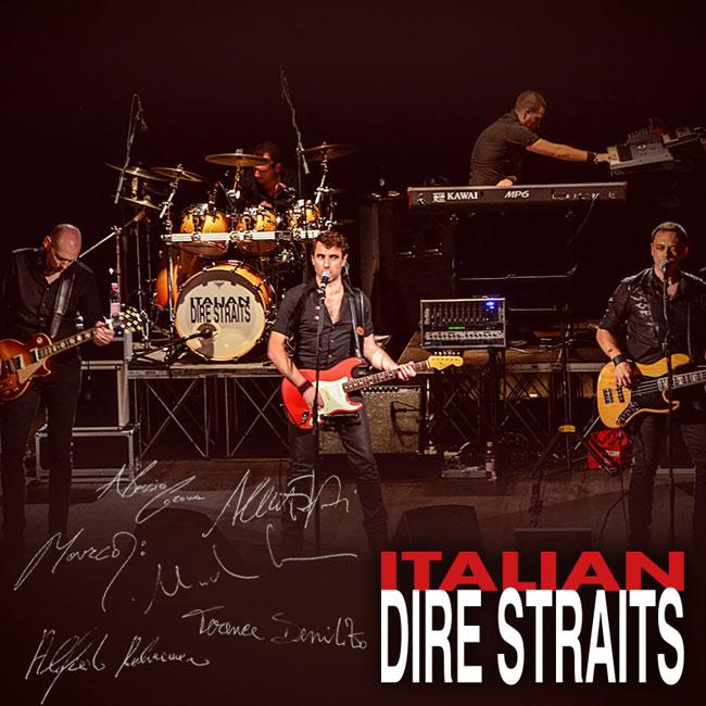 iTALIAN dIRE sTRAITS 16/04/2020 21.00