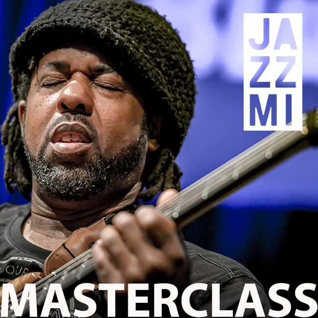 Masterclass con Victor Wooten 02/11/2019 16.30