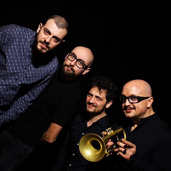 Giovanni Falzone Open Quartet 29/09/2019 21.00