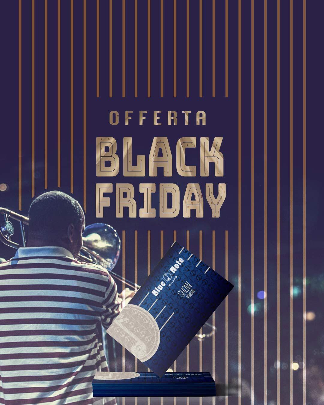 Black Friday? It's Blue Friday!