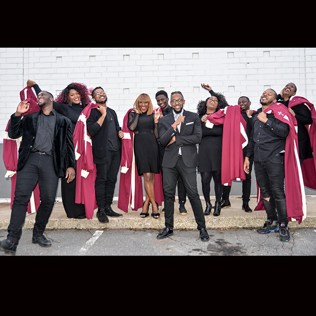 Dennis Reed & GAP Gospel Choir 18/12/2019 21.00