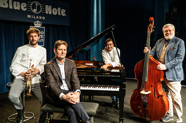 Blue Note e Don Lisander