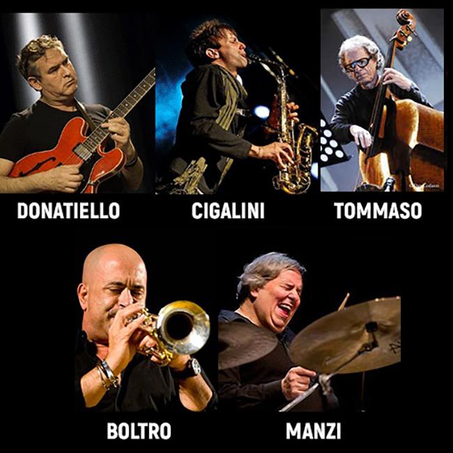 Tommaso – Donatiello – Boltro – Cigalini – Manzi 20/02/2020 21.00