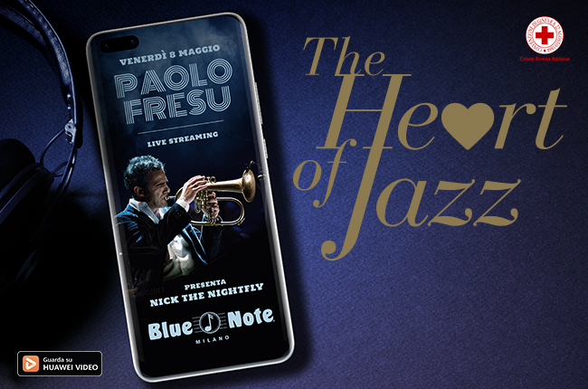 The Heart of Jazz  – Live Streaming from Blue Note Milano