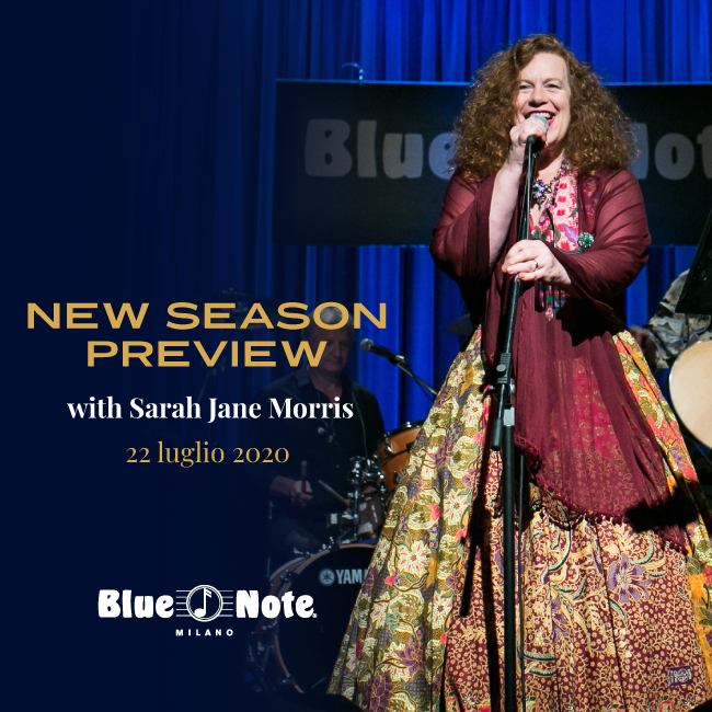 New Season Preview with Sarah Jane Morris 22/07/2020 21.00