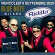 Concerto Ridillo - 9 Settembre 2020- Milano
