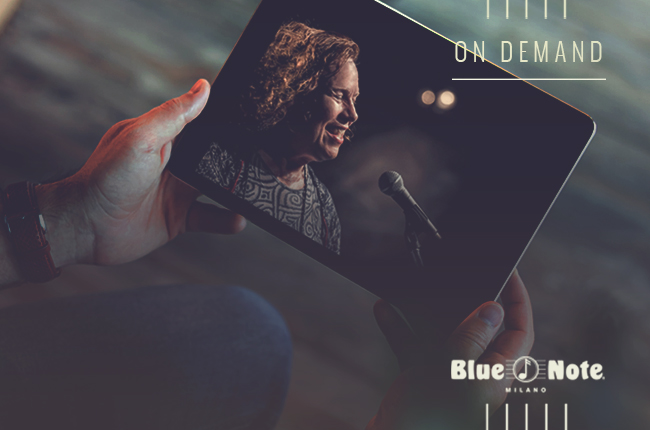 Sarah Jane Morris Live… On demand!