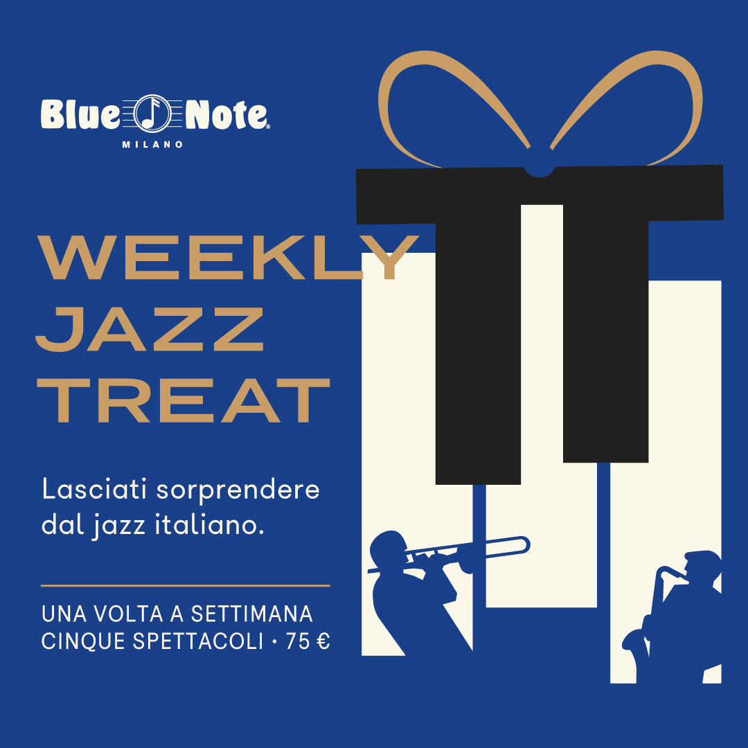 Weekly Jazz Treat