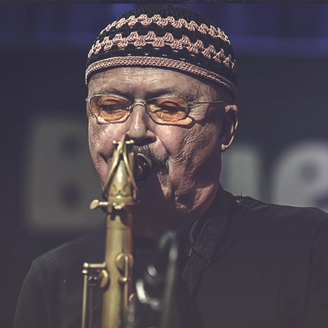 Claudio Fasoli Samadhi Quartet 06/09/2020 21.00