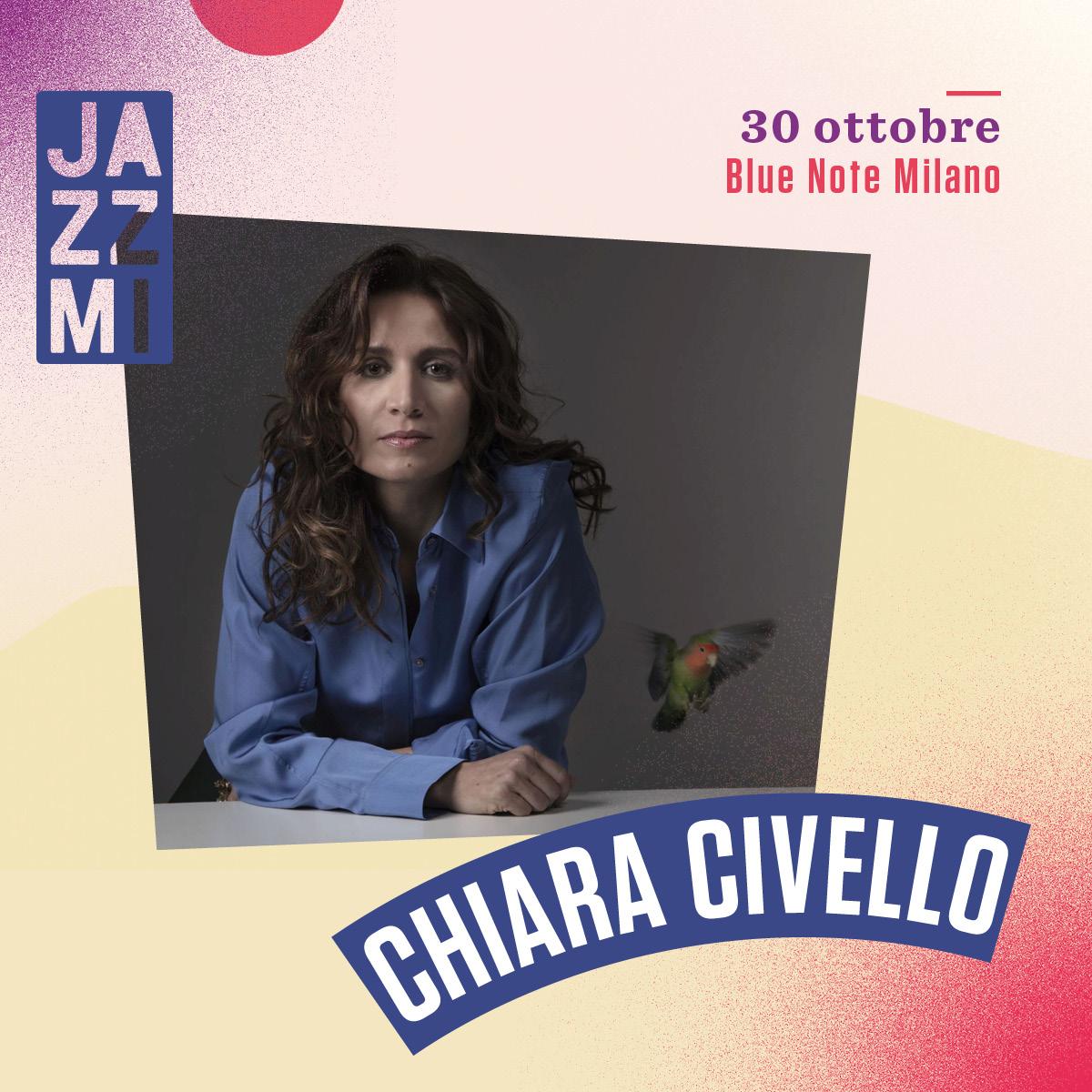 JAZZMI Chiara Civello Trio 30/10/2020 18.00