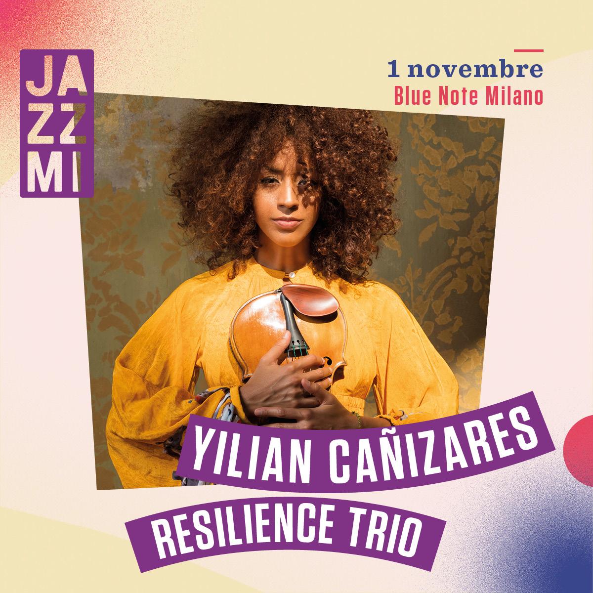JAZZMI Yilian Canizares Resilience Trio 01/11/2020 20.30