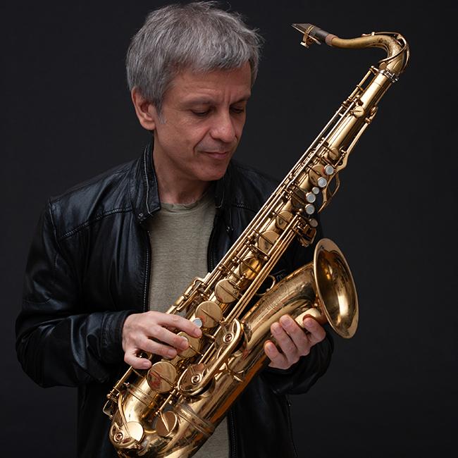 Daniele Comoglio Quintet 25/11/2020 20.30
