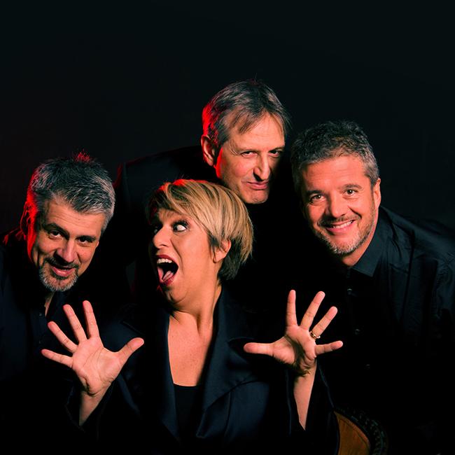 Iguazù Acoustic Trio & Paola Folli – ANNULLATO 05/11/2020 20.30