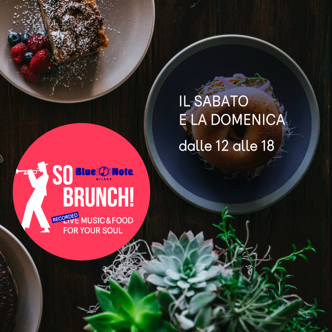 So Brunch! Music & Food For Your Soul 14/02/2021 12.00