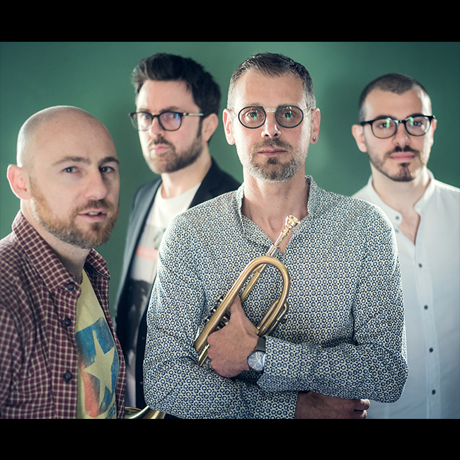Fabrizio Bosso Quartet – We4 – ANNULLATO 07/11/2020 20.30