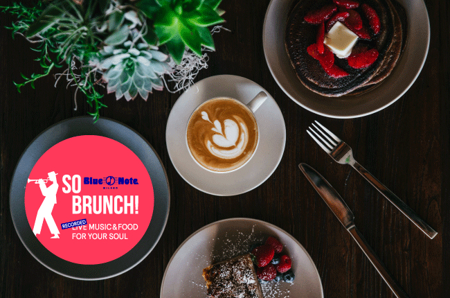 So Brunch! Music & Food For Your Soul